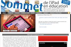 Sommet-iPad